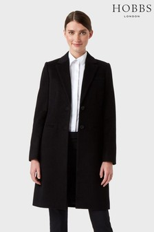 Hobbs Black Tilda Coat