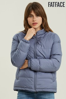 FatFace Grey Sophie Padded Coat