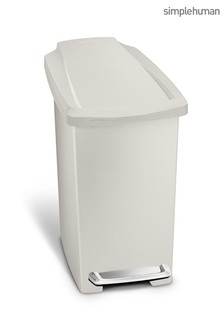 Simple Human 10L Slim Pedal Bin