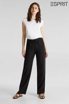 Esprit Black Woven Pants