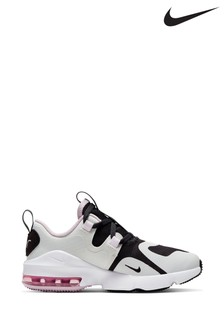 Nike Grey/Pink Infinity Junior Trainers
