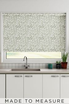 Sprig Fern Green Made To Measure Roller Blind