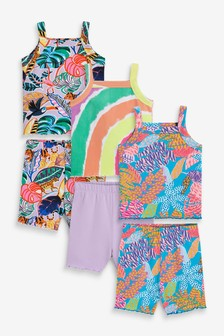 3 Pack Cami Short Pyjamas (9mths-16yrs)
