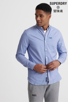 Superdry Classic London Long Sleeve Shirt
