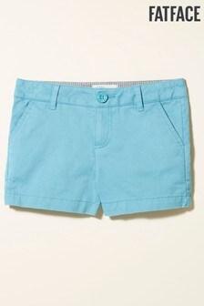 FatFace Blue Alice Chino Shorts