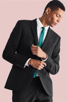 Anzug aus Wollmischgewebe: Jacke