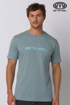 Animal Lead Grey Classico T-Shirt