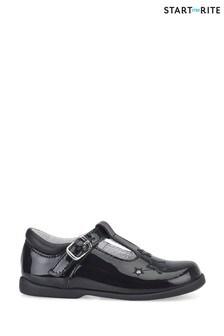 Черные лакированные туфли Start-Rite Star Gaze First Steps