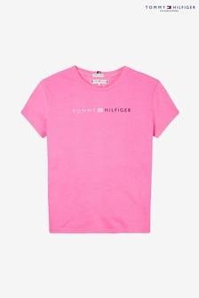 Tommy Hilfiger Essential Branded T-Shirt