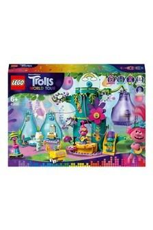 LEGO 41255 Trolls World Tour Pop Village Celebration Playset