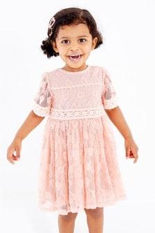 Lace Dress (3mths-6yrs)