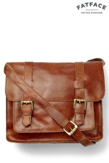 FatFace Tan Claire Satchel Bag