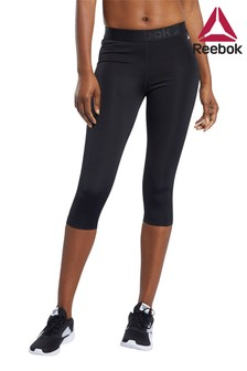 Reebok Workout Ready Capri Leggings