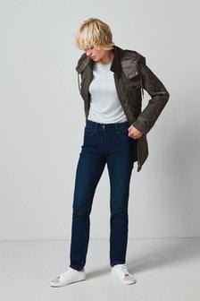 Water Resistant Slim Jeans