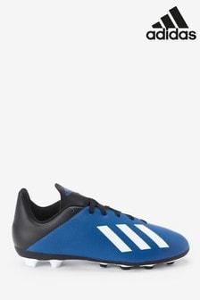 adidas Navy P4 X FG Junior & Youth Football Boots