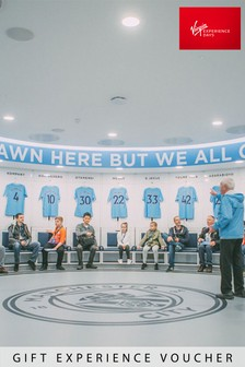 Manchester City Stadium Football Academy Tour Gift by Virgin Experience Days