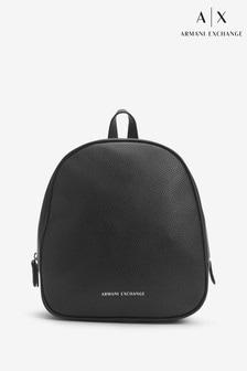 حقيبة ظهر سوداء منArmani Exchange