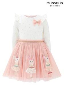 Monsoon Baby Lorrie Disco Dress