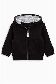 Essential Zip Through Hoody (3mths-6yrs)