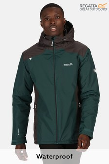 Regatta Green Thornridge Ii Waterproof Jacket