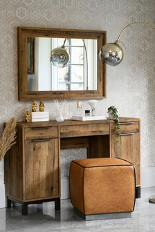 Bronx Desk / Storage Dressing Table