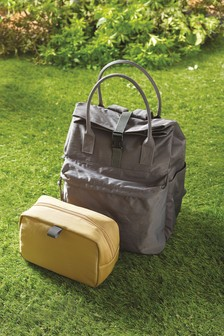 Unfilled Picnic Backpack