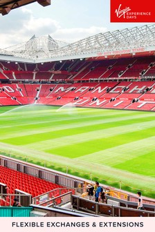 Manchester United Stadium Tour Meal In The Red Café Gift Experience by Virgin Experience Days