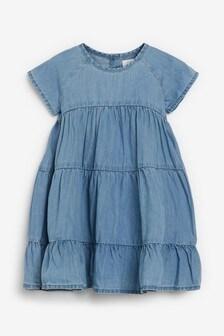 TENCEL™ Tiered Dress (3mths-7yrs)