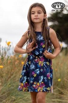 Animal Blue Luckee Dress
