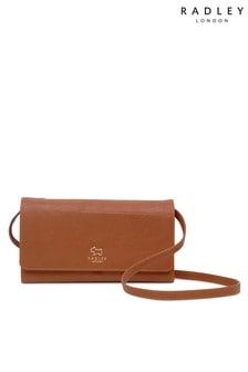 Radley Tan London Pockets Large Phone Cross Body Bag