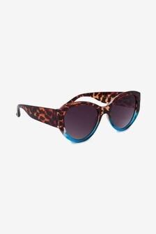 Ombre Cat Eye Sunglasses