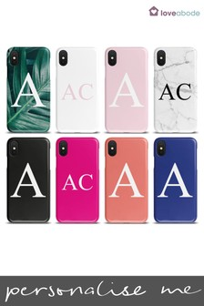 Personalised Monogram Phone Case by Loveabode