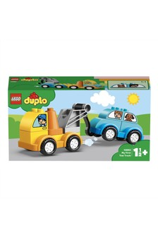 LEGO® DUPLO® Tow Truck Toys For Toddlers 10883