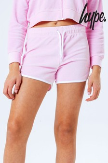 Hype. Velour Sweat Shorts