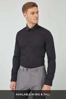 bd1b9289ccc Black Formal Shirts for Men