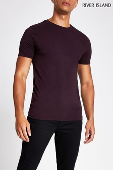 River Island Berry Crew Essential T-Shirt