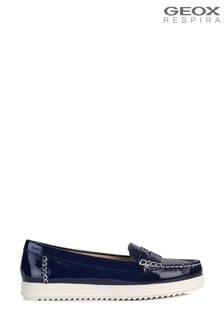 Geox Women's Genova Blue Shoes