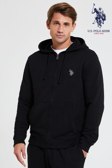 U.S. Polo Assn. Zip Through Hoody
