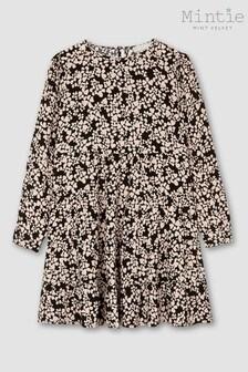 Mintie by Mint Velvet Pink Floral Callie Dress