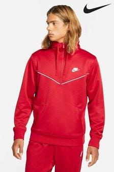 Nike Repeat 1/2 Zip Hoodie
