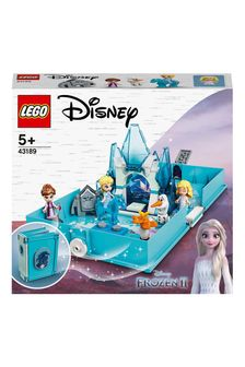 LEGO 43189 Disney Frozen 2 Elsa and the Nokk Storybook Set
