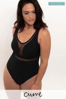 DORINA Curve Black Seychelles Swimsuit