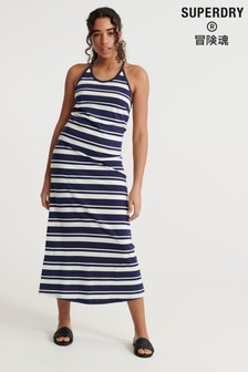 Superdry Summer Stripe Maxi Dress