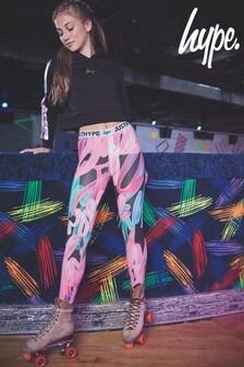 Hype. Strobe Graffiti Leggings