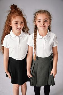 Bow Sleeve Poloshirt (3-16yrs)