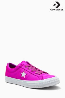 Converse Satin One Star