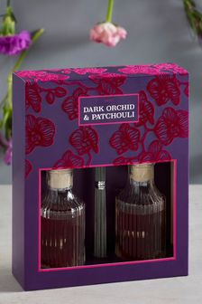 Dark Orchid & Patchouli Set Of Diffuser