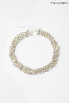 Accessorize Gemma Sparkle Necklace