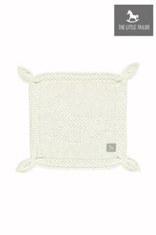 The Little Tailor Cream Blankie Comforter