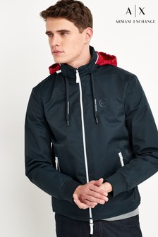 Armani Exchange Navy Jacket